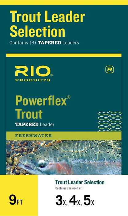 RIO Trout Leader Selection - NEW