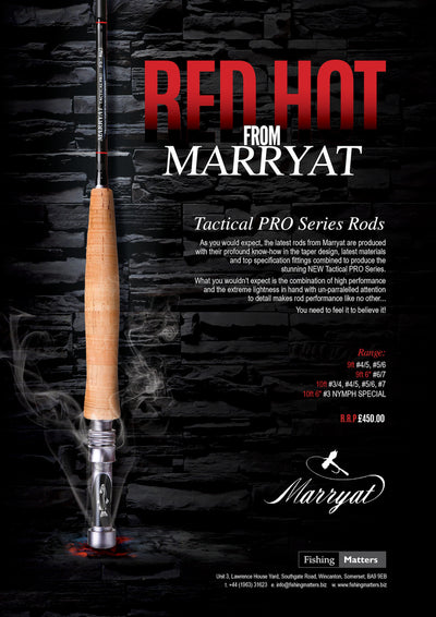 Marryat Tactical Pro Rod