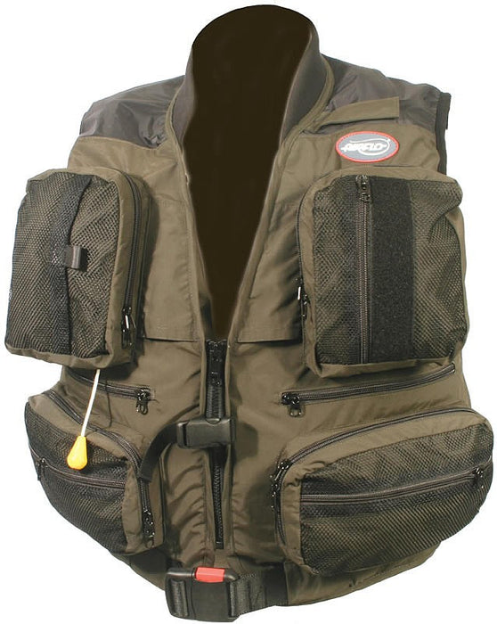 Airflo Wavehopper Auto Inflatable Fly Vest