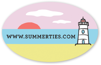 SummerTies Stickers - SummerTies  - 7