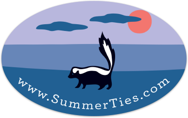 SummerTies Stickers - SummerTies