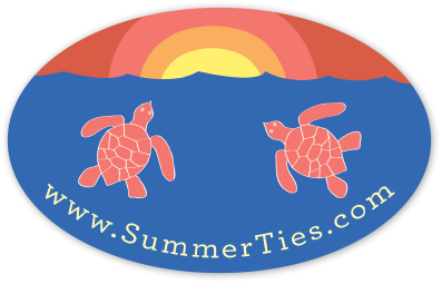 SummerTies Stickers - SummerTies  - 9