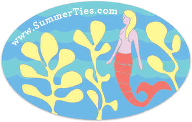 SummerTies Stickers - SummerTies  - 2