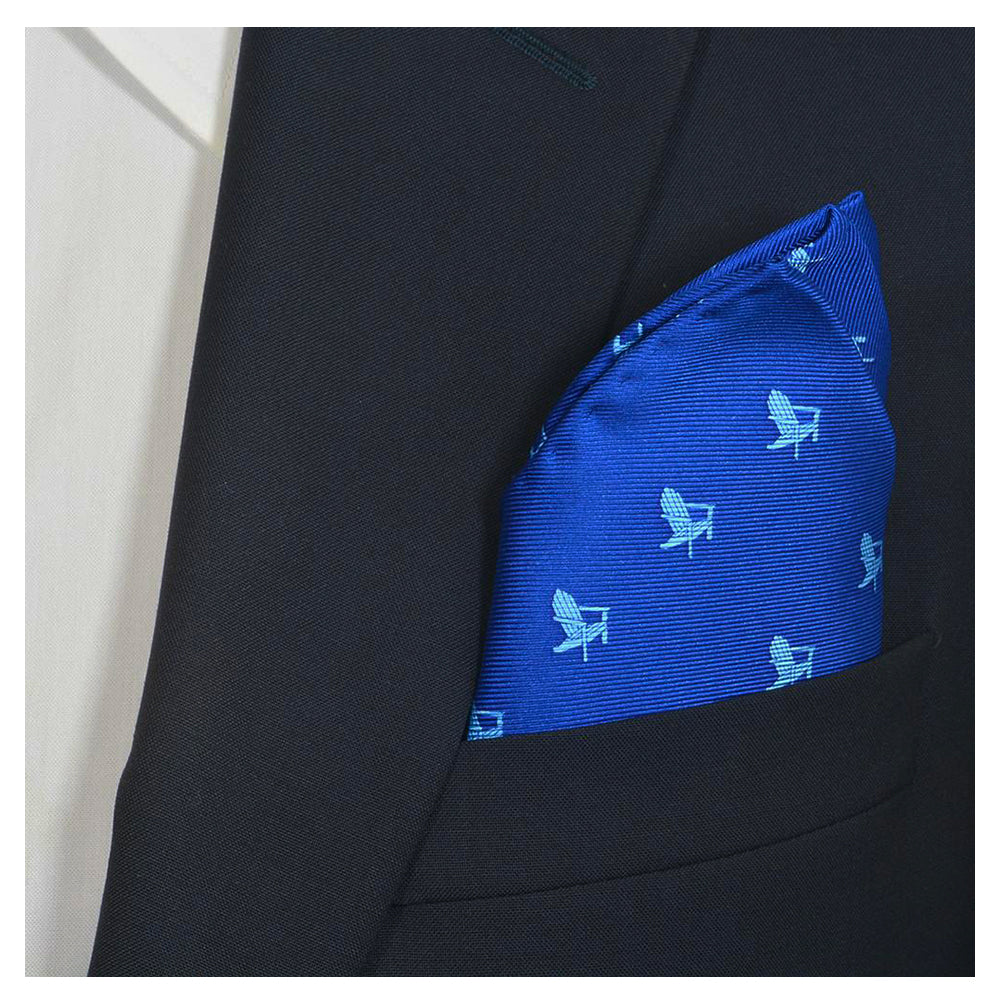 Adirondack Chair Pocket Square - SummerTies