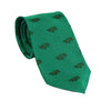 Alligator Necktie - Green - SummerTies