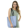 Anchor Dream Tote Bag - Lt Blue