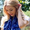 Anchor Dream Scarf - Navy - SummerTies