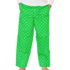 Anchor PJ Bottoms - Starboard (Green) - SummerTies