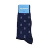 Anchor Socks - Men's Mid Calf Long - SummerTies  - 1