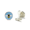 Bee Cufflinks - SummerTies  - 1