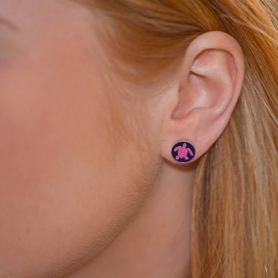 Turtle Earrings - SummerTies  - 2