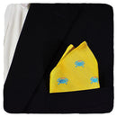 Crab Pocket Square