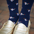 Duck Socks - Men's Mid Calf - SummerTies