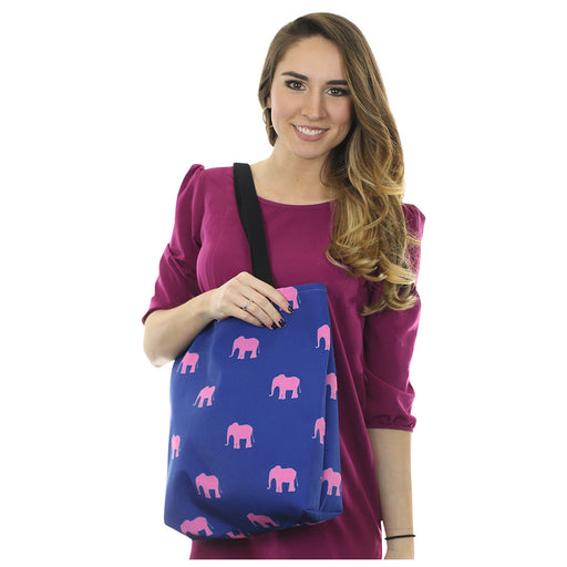 Elephant Tote Bag - SummerTies