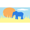 Elephant Towel - SummerTies