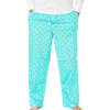 Frog PJ Bottoms - Light Blue - SummerTies