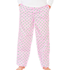Frog PJ Bottoms - Pink - SummerTies  - 1