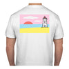 Lighthouse T-Shirt - Short Sleeve - SummerTies