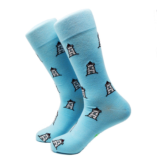Lighthouse Socks - Men's Mid Calf
