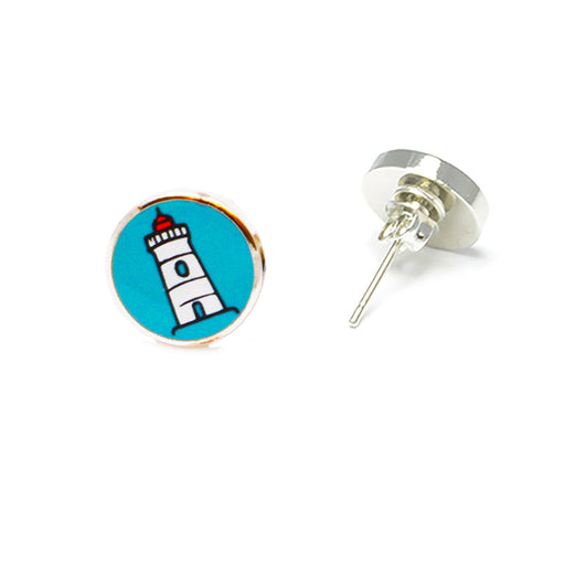 Lighthouse Earrings - SummerTies