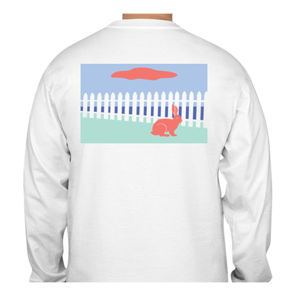 Rabbit T-Shirt - Long Sleeve - SummerTies