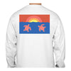 Sea Turtle T-Shirt - Long Sleeve - SummerTies