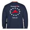 Martha's Vineyard 4th of July T-Shirt - Long Sleeve - SummerTies
