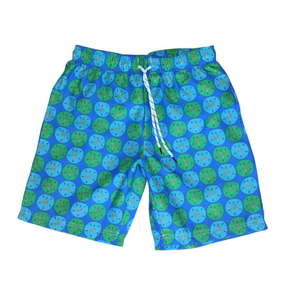 Sand Dollar Men's Bathing Suit