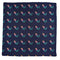 Mermaid Pocket Square - Navy - SummerTies