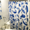 Multi Creature Shower Curtain - SummerTies