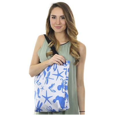 Multi Creature Tote Bag