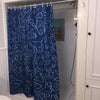 Anchor Dream Shower Curtain - Navy - SummerTies  - 1