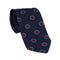 Newport Bridge 4th of July Necktie - Woven Silk - SummerTies