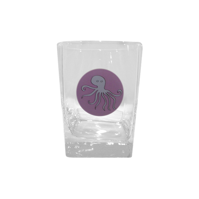 Octopus 13oz Old Fashioned Glass - SummerTies