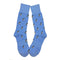 Penguin Socks - Blue - Men's Mid Calf - SummerTies