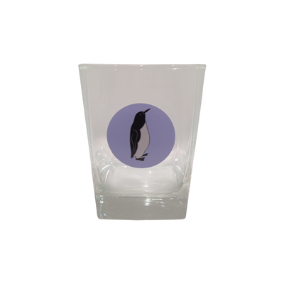 Penguin 13oz Old Fashioned Glass - SummerTies  - 2