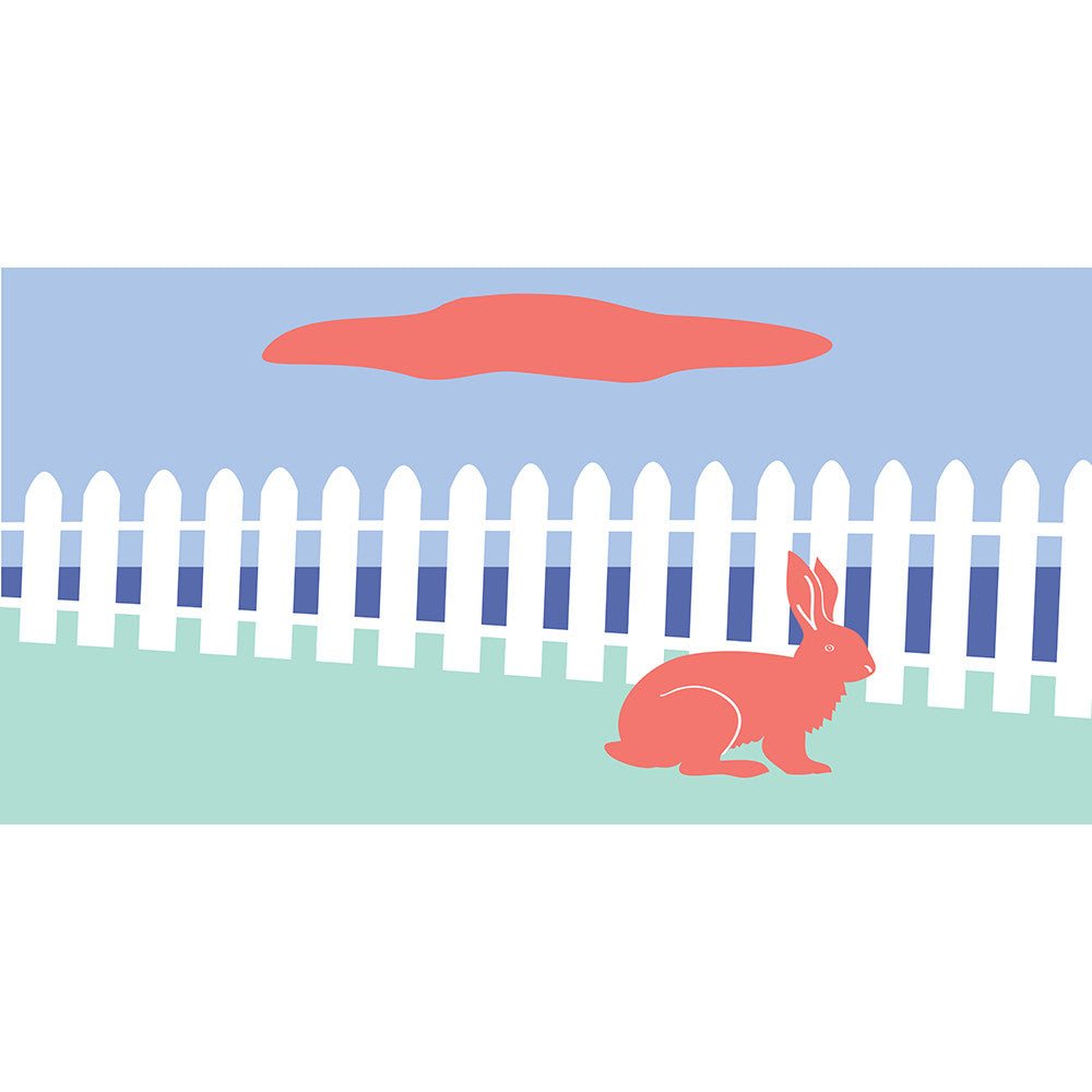 Rabbit Towel - SummerTies