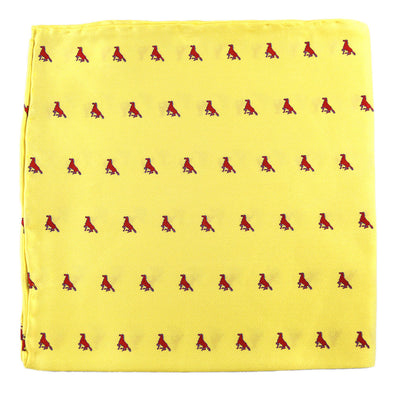 Running Horse Pocket Square - SummerTies
