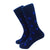 Salve Regina University Socks - SR Logo - Men's Mid Calf
