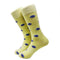 Sea Shell Socks - Men's Mid Calf - SummerTies