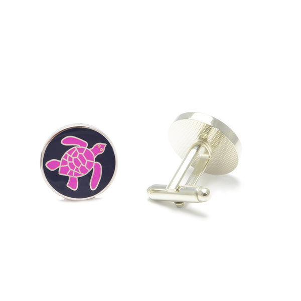 Turtle Cufflinks - SummerTies