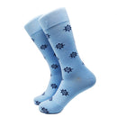 Ship Wheel Socks - Men's Mid Calf - SummerTies