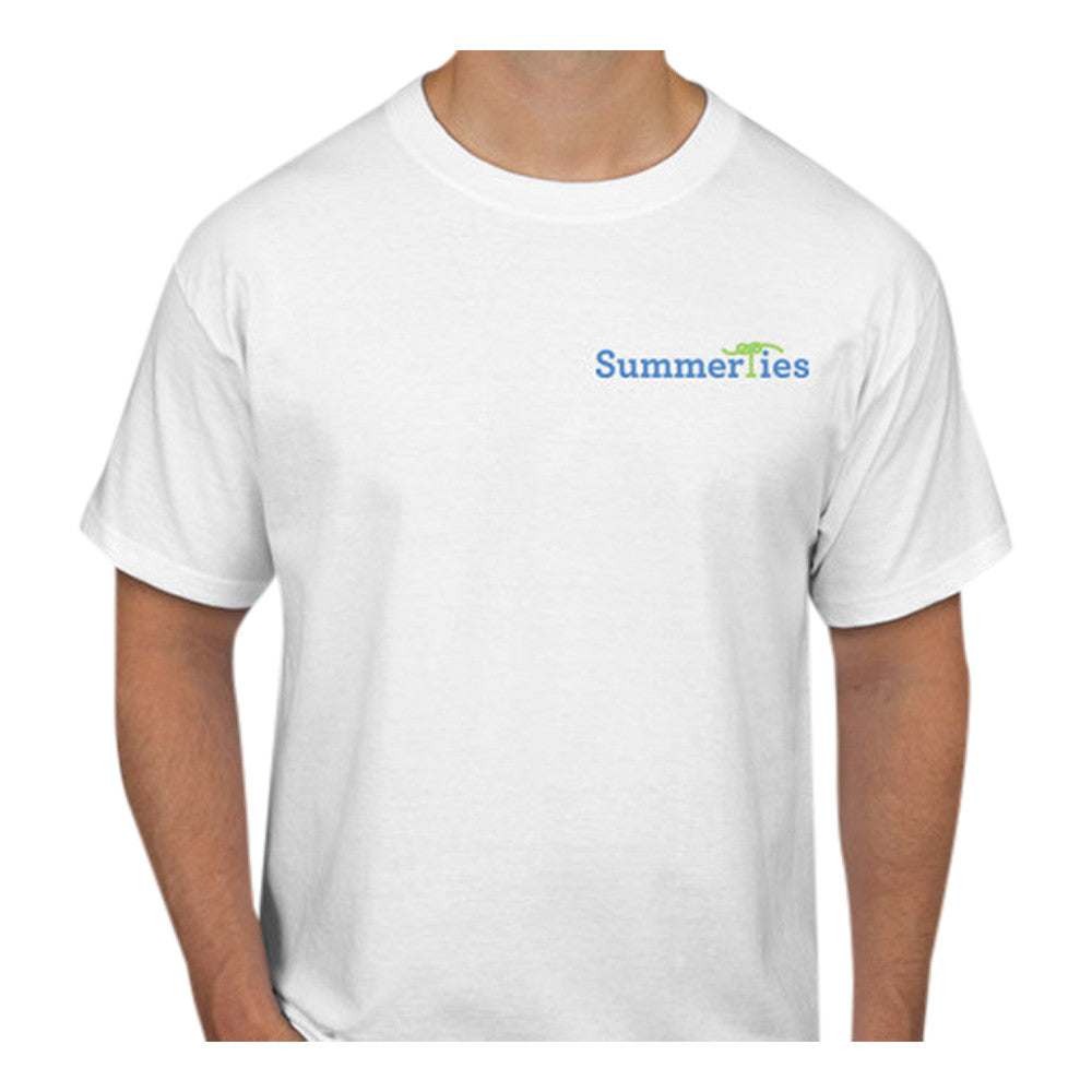 Humpback Whale T-Shirt - Short Sleeve - SummerTies