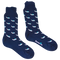 Sperm Whale Socks - Men's Mid Calf Long - SummerTies  - 3