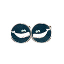 Sperm Whale Cufflinks - SummerTies