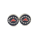 Martha's Vineyard 4th of July Earrings - SummerTies