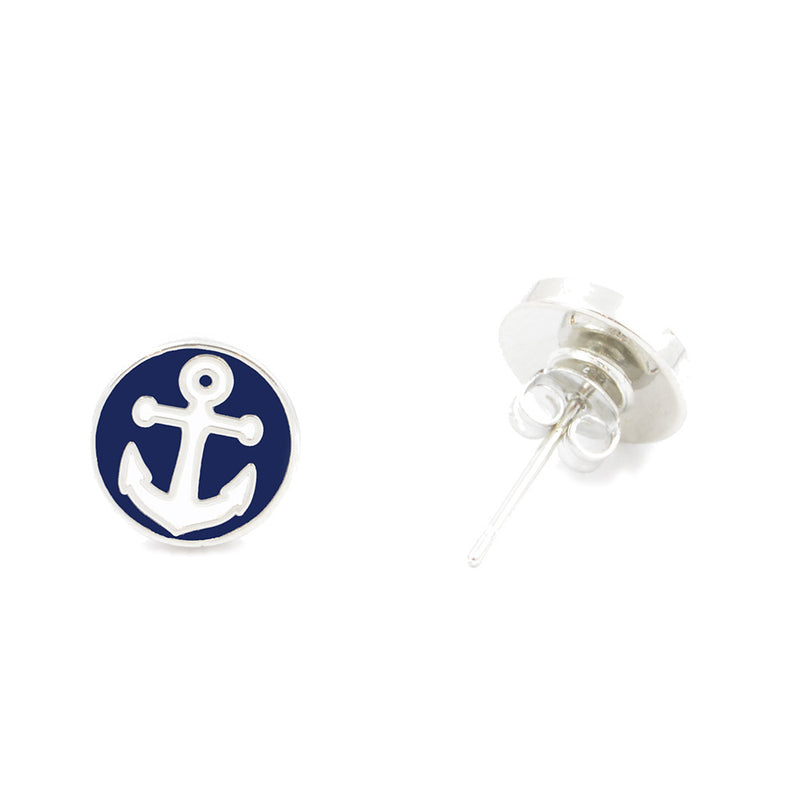 Anchor Earrings - SummerTies