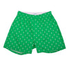 Anchor Boxers - Starboard (Green) - SummerTies  - 1