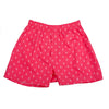 Anchor Boxers - Port (Coral Red) - SummerTies