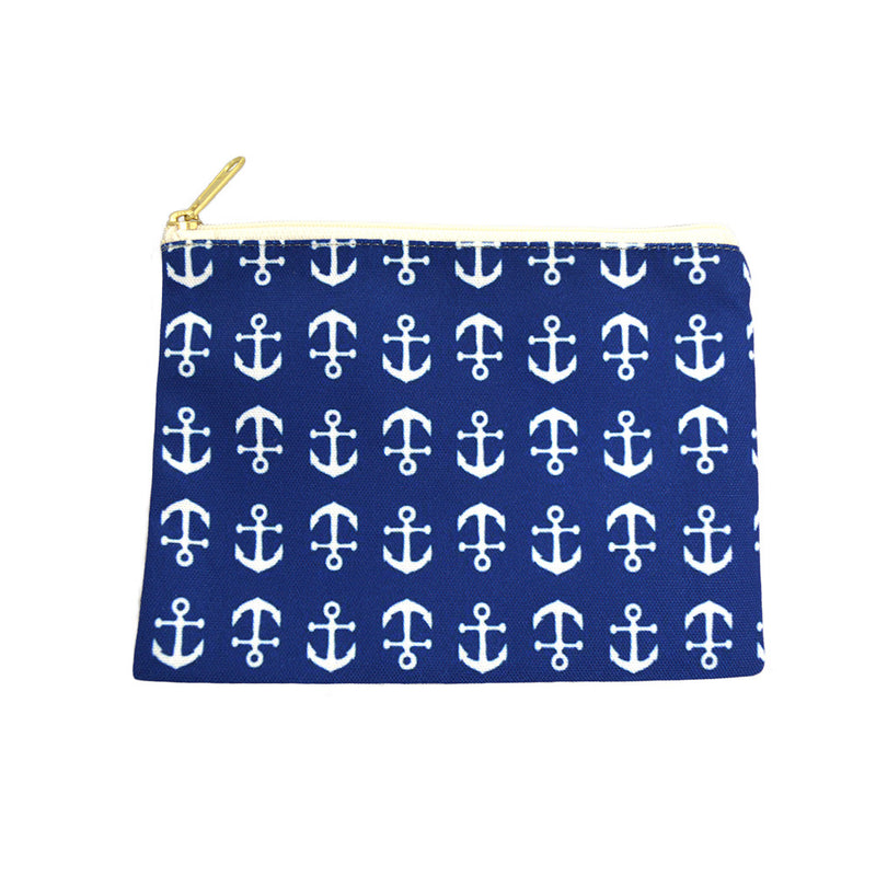 Anchor Toss Accessory Pouch - SummerTies
